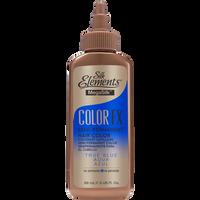 True Blue Color FX Semi Permanent Hair Color