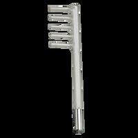 InfraRed Rake Electrode for scalp