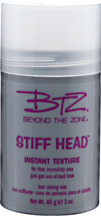 Stiff Head Styling Wax