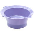Purple Hair Color Mixing Bowl