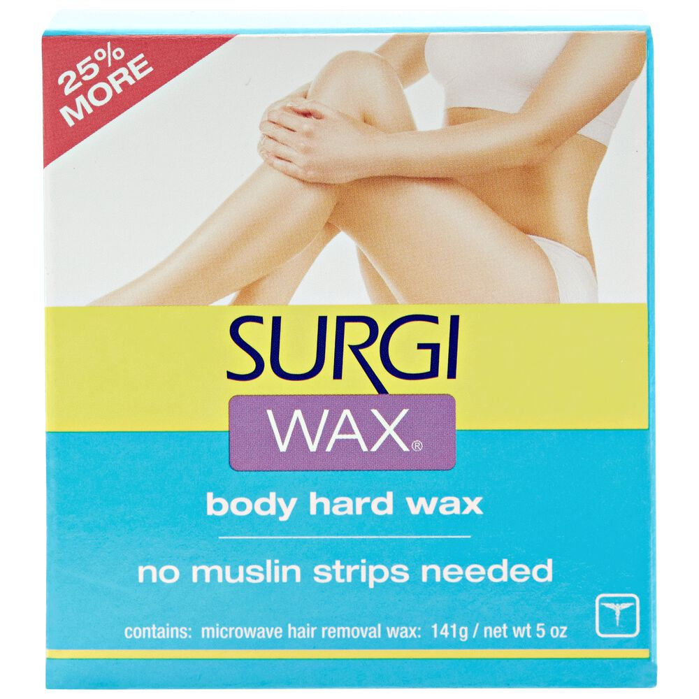 surgi wax body leg microwave hair remover. Black Bedroom Furniture Sets. Home Design Ideas