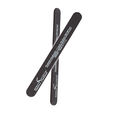 Medium Coarse Black Cushion Nail File