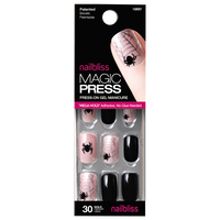 Halloween Press-On Gel Nail Kit