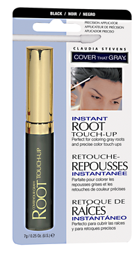 Black Instant Root Touch Up