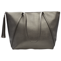 Gunmetal Grey Holiday Haircare Tote