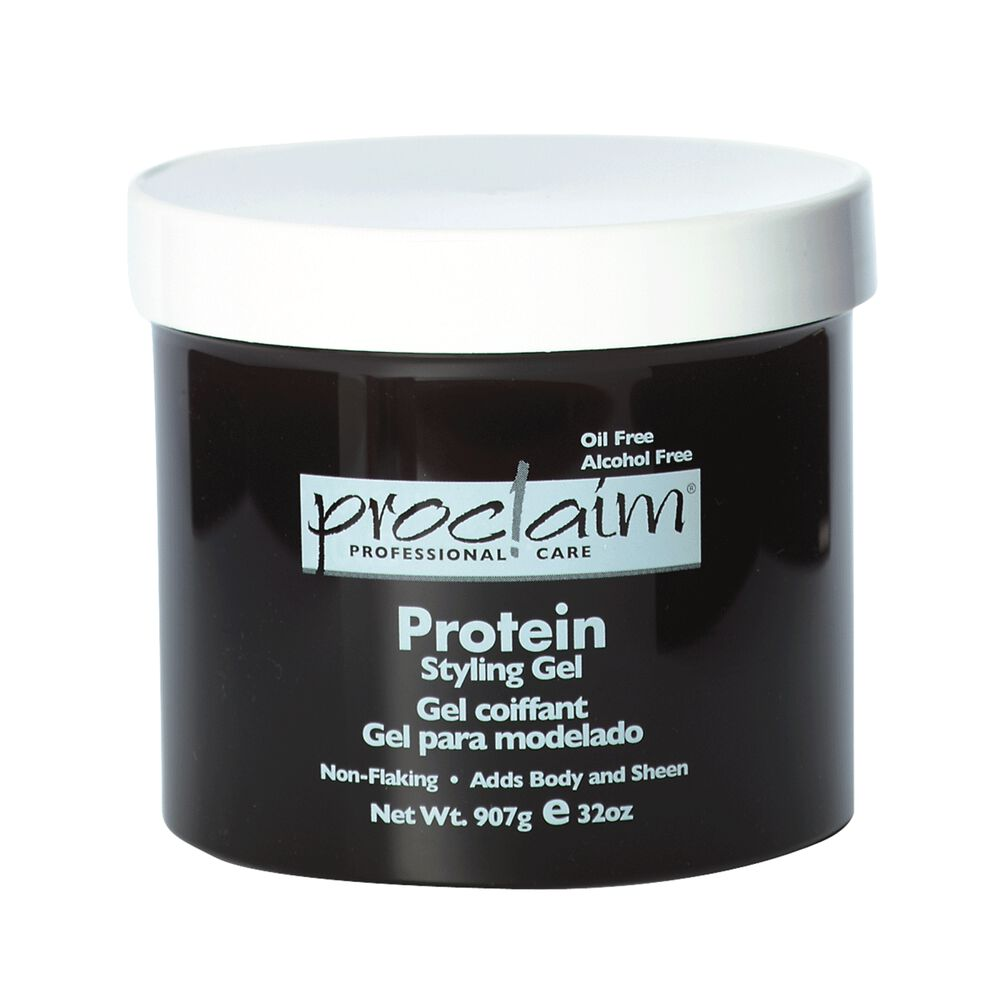 Hair Gel Styles: Proclaim Protein Styling Gel