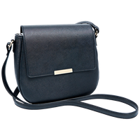 Santa Baby Crossbody Bag Black