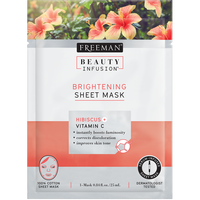 Brightening Hibiscus & Vitamin C Sheet Mask