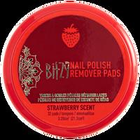 Scented Strawberry Nail Polish Remover Petals
