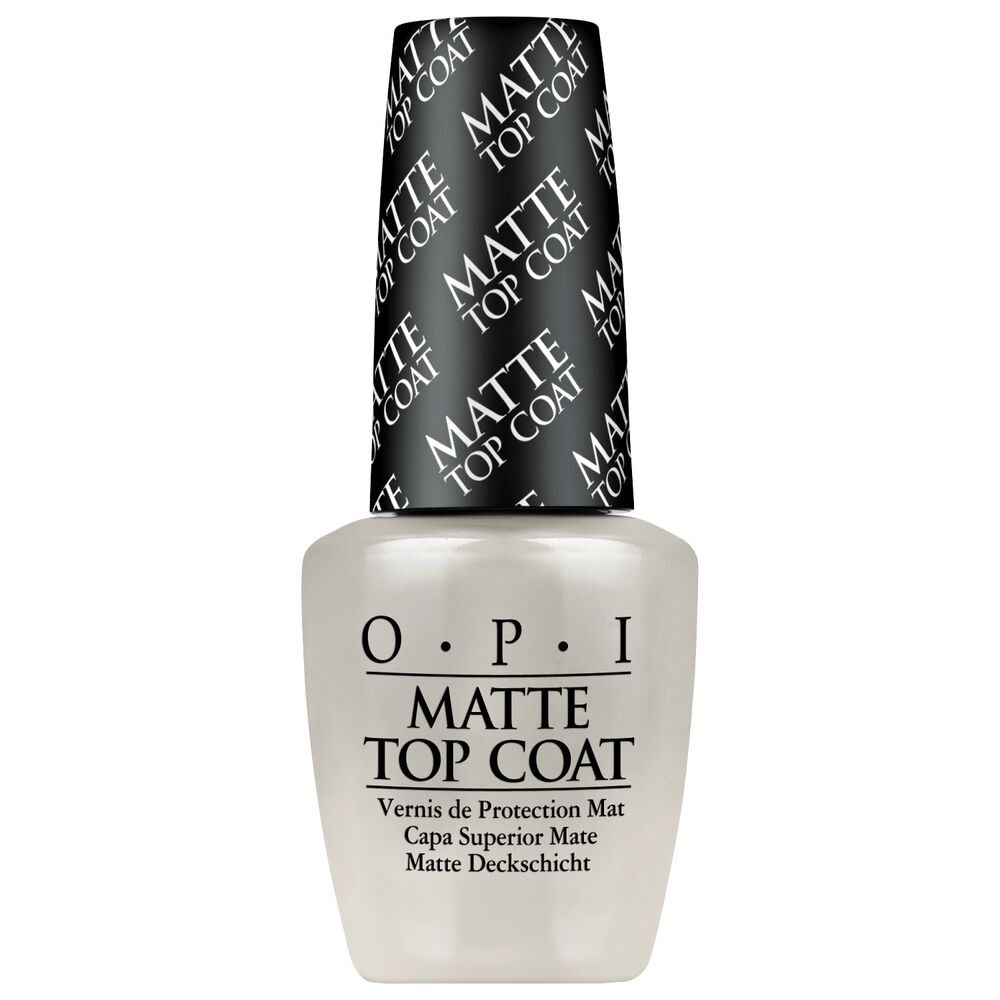 opi matte top coat. Black Bedroom Furniture Sets. Home Design Ideas