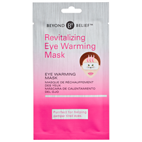 Revitalizing Eye Warming Mask