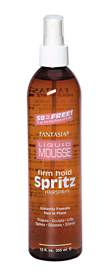 Liquid Mousse Firm Hold Spritz