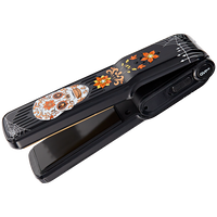 Skull Travel Flat Iron