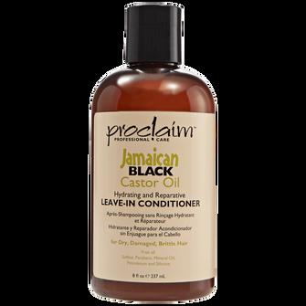 Jamaican Black Castor Oil Leave In Conditioner