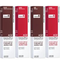 Anti Aging Permanent Liqui Creme Shades of Intrigue Haircolor