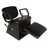 Cody Shampoo Chair with Legrest