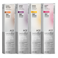 Anti-Aging Tint Shine Demi Permanent Hair Color