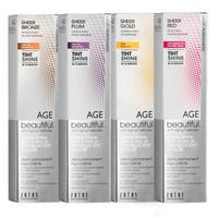 Anti-Aging Tint Shine Demi Permanent Hair Color