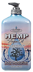 Moist Hemp Argan Oil Body Moisturizing Lotion