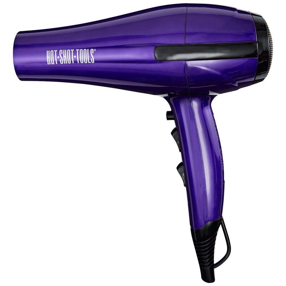 Ionic Hair Dryer ~ Hot shot tools turbo ionic tourmaline hair dryer