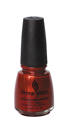 Red Pearl Nail Lacquer