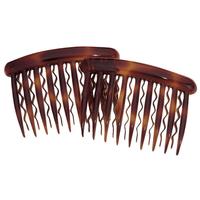 Tortoise 3 Inch Fine Hair Side Comb