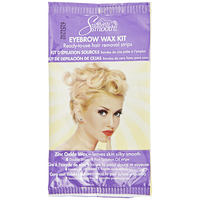 Eyebrow Wax Travel Kit