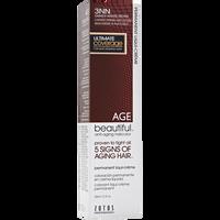 3NN Darkest Intense Brown Permanent Liqui Creme Hair Color