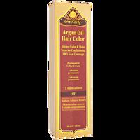 4T Medium Tobacco Brown Permanent Cream Hair Color