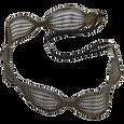 Gold Metal Headwrap