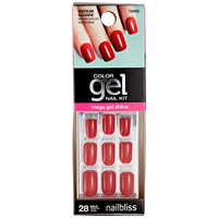 Hot Tamale Press On Gel Nails