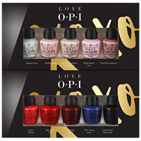 Love OPI, XOXO Mini Nail Lacquer