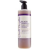 Black Vanilla Sulfate Free Shampoo