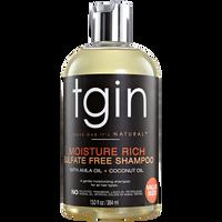 Moisture Rich Sulfate Free Shampoo