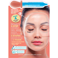 2 Step Vitamin A Hydro Gel Mask