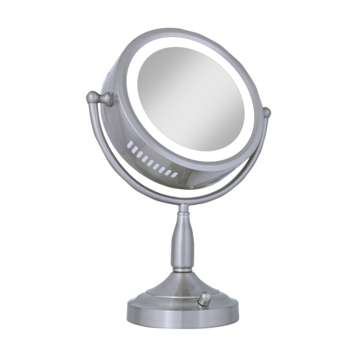 null8X-1X Lighted Vanity Makeup Mirror