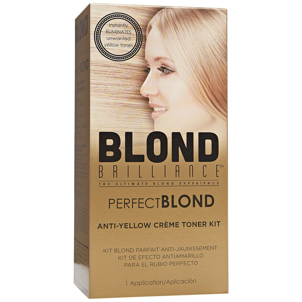 how to use blonde toner
