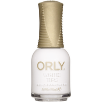 French Manicure White Tips
