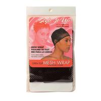 Open Top Mesh Wrap
