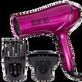 Translucent Hot Pink Hair Dryer