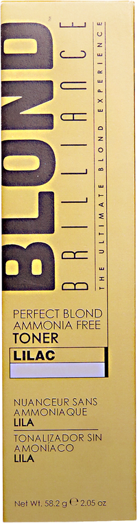 Lilac Perfect Blond Ammonia Free Toner