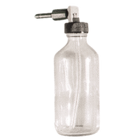 Bottle with Atomizer For use with Model 2520