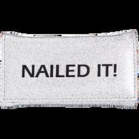 Women's 5 Piece Mani Kit Silver