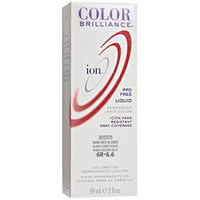 6R Dark Red Blonde Permanent Liquid Hair Color
