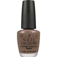 Over the Taupe Nail Lacquer