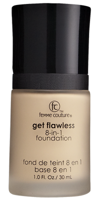 Get Flawless Light 8 in 1 Foundation
