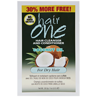 Coconut Oil Cleansing Conditioner Packette