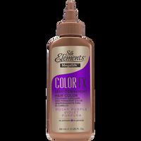 Poshy Purple Color FX Semi Permanent Hair Color