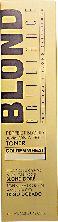 Golden Wheat Perfect Blond Ammonia Free Toner