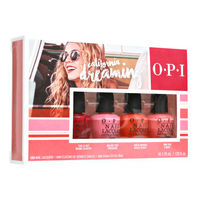 4 Piece California Dreaming Collection Kit
